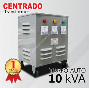 CENTRADO TrafoAuto-10kva