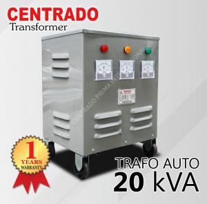 CENTRADO TrafoAuto-20kva