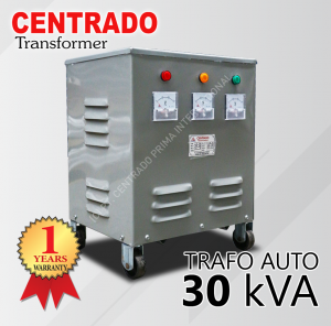 CENTRADO TrafoAuto-30kva
