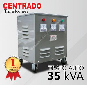 CENTRADO TrafoAuto-35kva