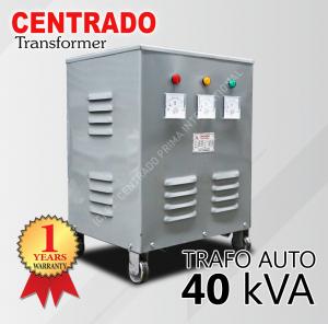 CENTRADO TrafoAuto-40kva