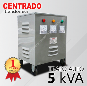 CENTRADO TrafoAuto-5kva