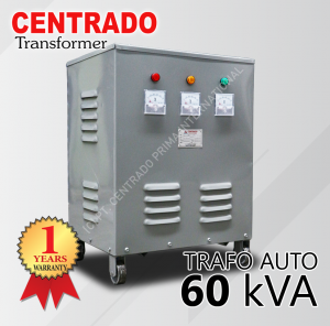 CENTRADO TrafoAuto-60kva
