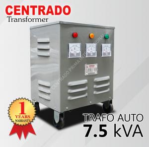 CENTRADO TrafoAuto-7.5kva