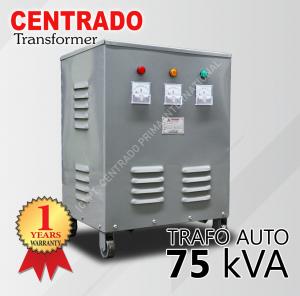 CENTRADO TrafoAuto-75kva
