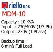 MDM-10-info
