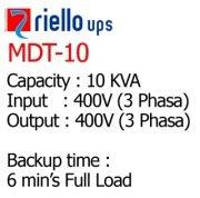 MDT-10-info