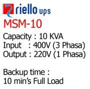 MSM-10-info