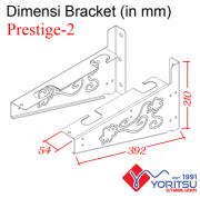 Prestige-2_Bracket-Yoritsu-2kva-dimensi