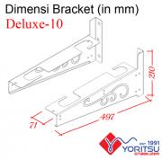 deluxe-10_Bracket-Yoritsu-10kva-dimensi