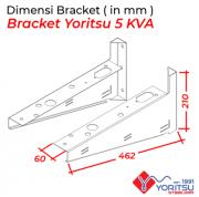 dimensi-Bracket-Yoritsu-5kva