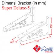 superdeluxe-5_Bracket-Yoritsu-5kva-dimensi